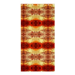Fabric Design Pattern Color Shower Curtain 36  x 72  (Stall)