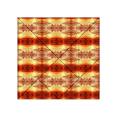 Fabric Design Pattern Color Acrylic Tangram Puzzle (4  x 4 )