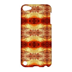 Fabric Design Pattern Color Apple Ipod Touch 5 Hardshell Case