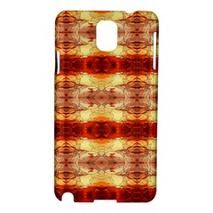 Fabric Design Pattern Color Samsung Galaxy Note 3 N9005 Hardshell Case