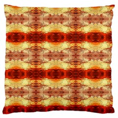 Fabric Design Pattern Color Standard Flano Cushion Case (two Sides)