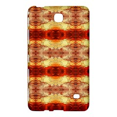 Fabric Design Pattern Color Samsung Galaxy Tab 4 (7 ) Hardshell Case