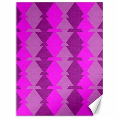 Fabric Textile Design Purple Pink Canvas 36  x 48