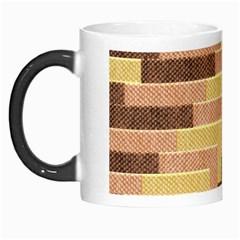 Fabric Textile Tiered Fashion Morph Mugs