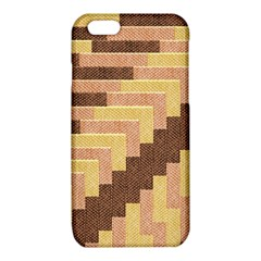 Fabric Textile Tiered Fashion iPhone 6/6S TPU Case
