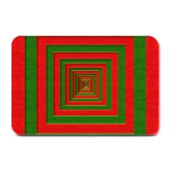 Fabric Texture 3d Geometric Vortex Plate Mats