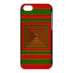 Fabric Texture 3d Geometric Vortex Apple iPhone 5C Hardshell Case