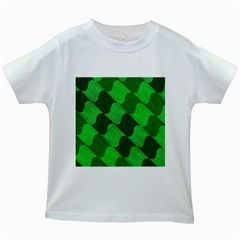 Fabric Textile Texture Surface Kids White T-Shirts