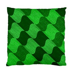 Fabric Textile Texture Surface Standard Cushion Case (One Side)