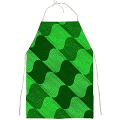 Fabric Textile Texture Surface Full Print Aprons