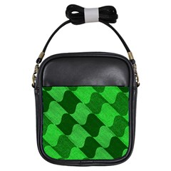Fabric Textile Texture Surface Girls Sling Bags