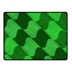 Fabric Textile Texture Surface Fleece Blanket (Small)