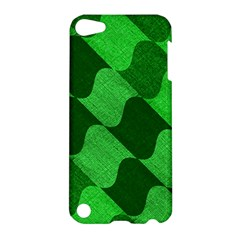 Fabric Textile Texture Surface Apple iPod Touch 5 Hardshell Case