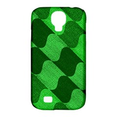 Fabric Textile Texture Surface Samsung Galaxy S4 Classic Hardshell Case (PC+Silicone)