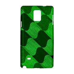 Fabric Textile Texture Surface Samsung Galaxy Note 4 Hardshell Case