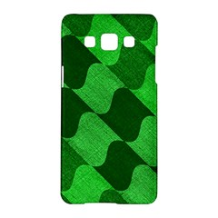 Fabric Textile Texture Surface Samsung Galaxy A5 Hardshell Case