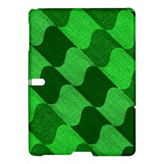 Fabric Textile Texture Surface Samsung Galaxy Tab S (10 5 ) Hardshell Case
