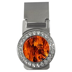 Fire Easter Easter Fire Flame Money Clips (CZ)