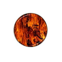 Fire Easter Easter Fire Flame Hat Clip Ball Marker