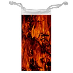 Fire Easter Easter Fire Flame Jewelry Bag