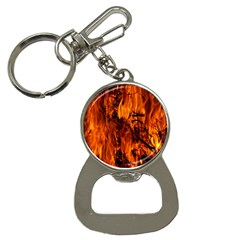 Fire Easter Easter Fire Flame Button Necklaces