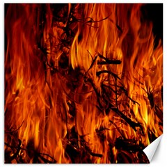 Fire Easter Easter Fire Flame Canvas 16  x 16