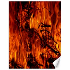 Fire Easter Easter Fire Flame Canvas 18  x 24