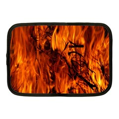 Fire Easter Easter Fire Flame Netbook Case (Medium)