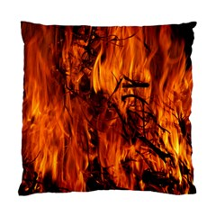 Fire Easter Easter Fire Flame Standard Cushion Case (two Sides)
