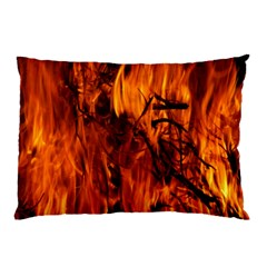 Fire Easter Easter Fire Flame Pillow Case
