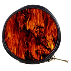 Fire Easter Easter Fire Flame Mini Makeup Bags