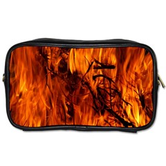 Fire Easter Easter Fire Flame Toiletries Bags 2-Side