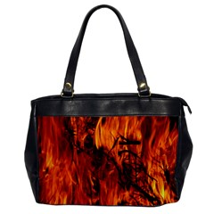 Fire Easter Easter Fire Flame Office Handbags
