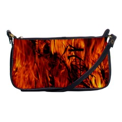 Fire Easter Easter Fire Flame Shoulder Clutch Bags