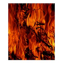 Fire Easter Easter Fire Flame Shower Curtain 60  X 72  (medium)