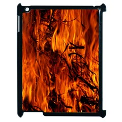 Fire Easter Easter Fire Flame Apple Ipad 2 Case (black)