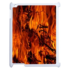 Fire Easter Easter Fire Flame Apple iPad 2 Case (White)