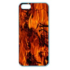 Fire Easter Easter Fire Flame Apple Seamless iPhone 5 Case (Color)