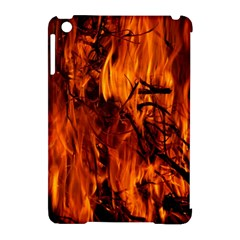 Fire Easter Easter Fire Flame Apple iPad Mini Hardshell Case (Compatible with Smart Cover)