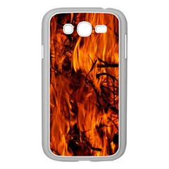 Fire Easter Easter Fire Flame Samsung Galaxy Grand DUOS I9082 Case (White)