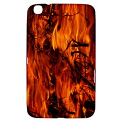 Fire Easter Easter Fire Flame Samsung Galaxy Tab 3 (8 ) T3100 Hardshell Case
