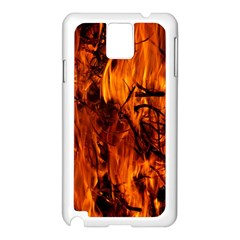 Fire Easter Easter Fire Flame Samsung Galaxy Note 3 N9005 Case (white)