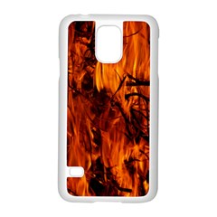 Fire Easter Easter Fire Flame Samsung Galaxy S5 Case (White)