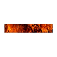Fire Easter Easter Fire Flame Flano Scarf (Mini)