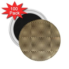 Fashion Style Glass Pattern 2.25  Magnets (100 pack)