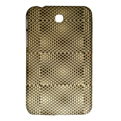 Fashion Style Glass Pattern Samsung Galaxy Tab 3 (7 ) P3200 Hardshell Case