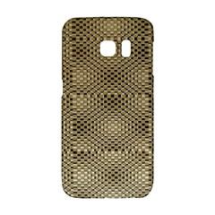 Fashion Style Glass Pattern Galaxy S6 Edge