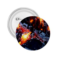 Fire Embers Flame Heat Flames Hot 2 25  Buttons