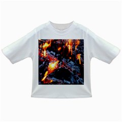 Fire Embers Flame Heat Flames Hot Infant/Toddler T-Shirts