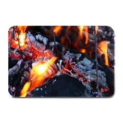 Fire Embers Flame Heat Flames Hot Plate Mats